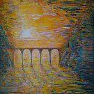 Roman Bridge by Vincent Loverso