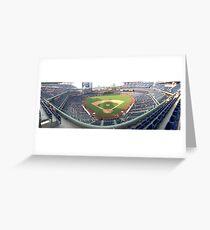 Philadelphia Phillies Citizens Bank Park Greeting Card