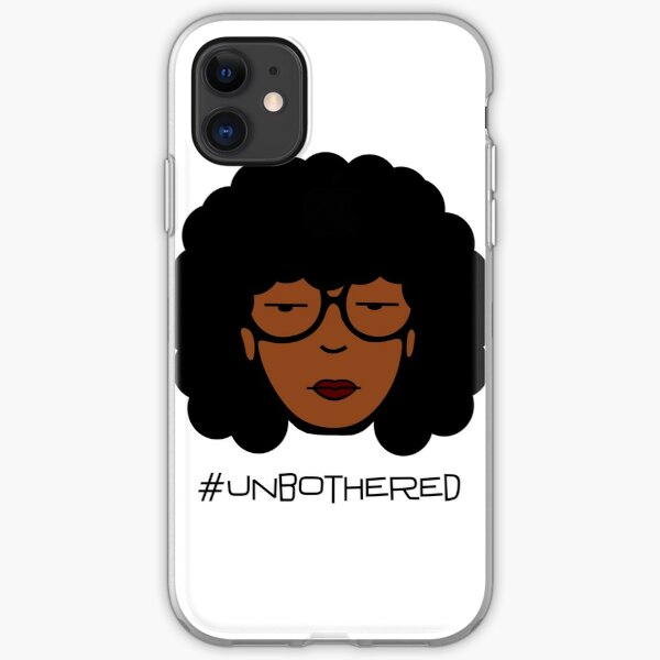Unbothered iPhone Soft Case