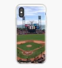 AT&T Park SF Giants Panorama iPhone Case