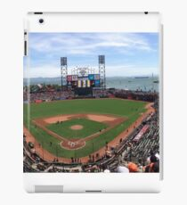 AT&T Park SF Giants Panorama iPad Case/Skin