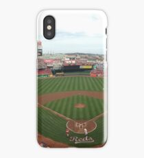 Cincinnati Reds Great American Ballpark iPhone Case