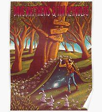Dave Matthews & Tim Reynolds May 7th 2017 Ascend Amphitheater Nashville TN Poster