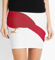 Northern Cardinal Mini Skirt