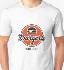Basket Burgers Unisex T-Shirt