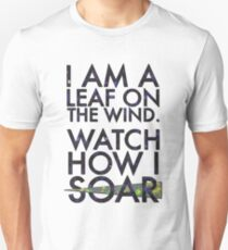A Leaf on the Wind T-Shirt