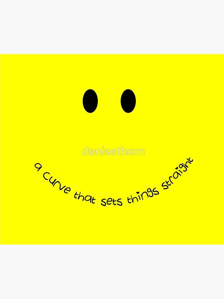 Curvy Smile by denisethorn