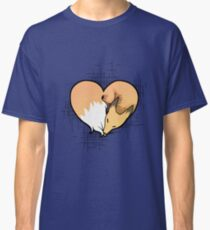 I love foxes Classic T-Shirt