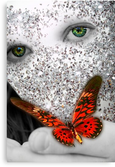 Glitter Dreams by Sarah Moore