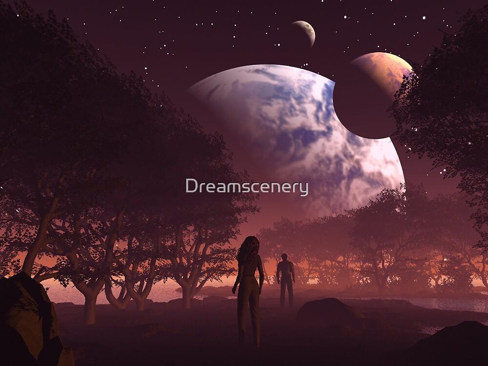 Star Crossed Lovers by Dreamscenery