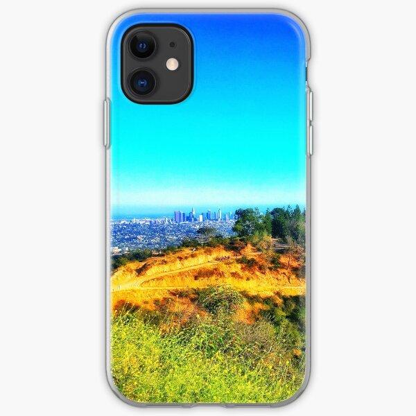 Griffith Park 4/19/17 #2 iPhone Soft Case