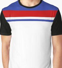 England EC 1980 WC 1982 Home Shirt Graphic T-Shirt