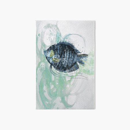 Sun Fish Art Board Print