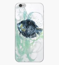 Sun Fish iPhone Case