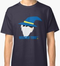 WIZARD TIME! Classic T-Shirt