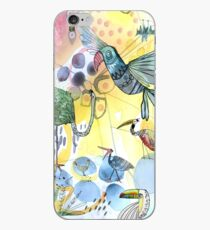 Hello Everyone - it's party time! iPhone Case
