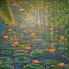 waterlilies by Vincent Loverso