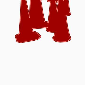 CONES Bold red by nayamina