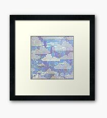 Waiting On My Castle In The Sky Framed Print