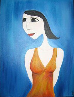 Cosmopolitan girl by Ngariec