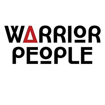Warrior People v1 by SpaceBabe