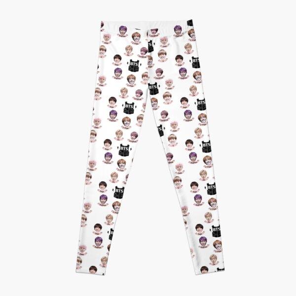 BTS  Leggings