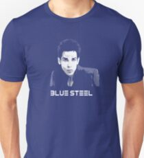 Blue Steel Unisex T-Shirt
