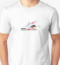Air Jordan III Retro Sneaker Splash  Unisex T-Shirt