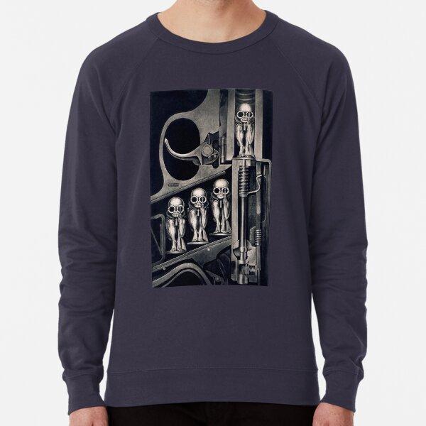 Camiseta de la máquina de nacimiento Sudadera ligera