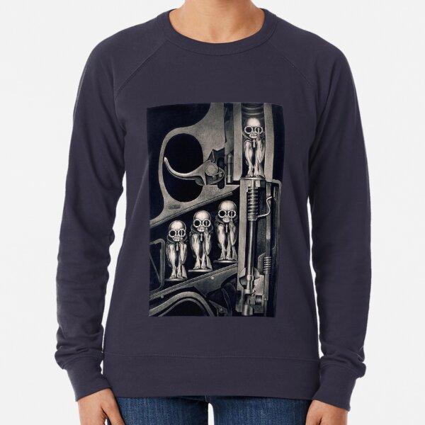 Giger Birth Machine T-shirt Lightweight Sweatshirt