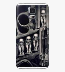 Giger Birth Machine T-shirt Case/Skin for Samsung Galaxy