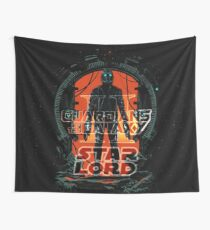 Star Lord Wall Tapestry