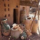 Discarded pots by cs-cookie