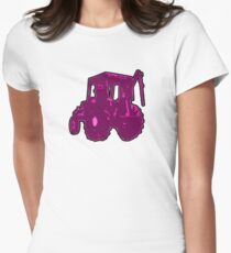 TRACTOR PINK - no text T-Shirt