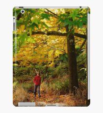 Lake Guy Walking Track iPad Case/Skin