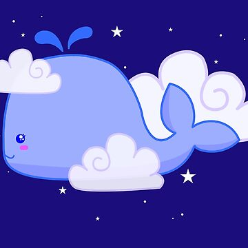 Space Whale by OneNineSix