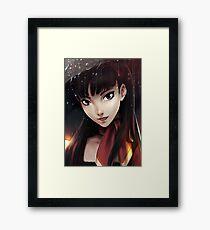 Yukiko Amagi Framed Print