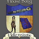 House Song Crest by thistle9997