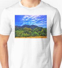 Malibu Mountains 4/23/17 #2 Unisex T-Shirt