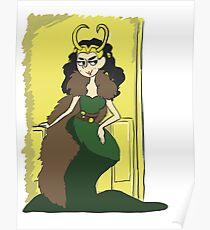 Lady Loki Poster
