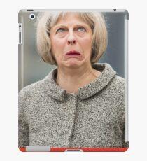 Theresa MAY t-shirt iPad Case/Skin