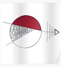 Pokemon Catch em Circle Trip Poster