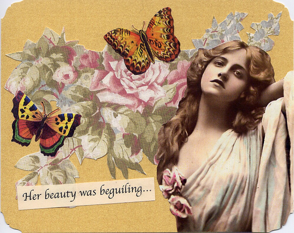 Her Beauty was Beguiling... by Jenney Cheever