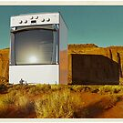 Greetings from Giant Household Appliance National Park #1 by Jeremy Saunders
