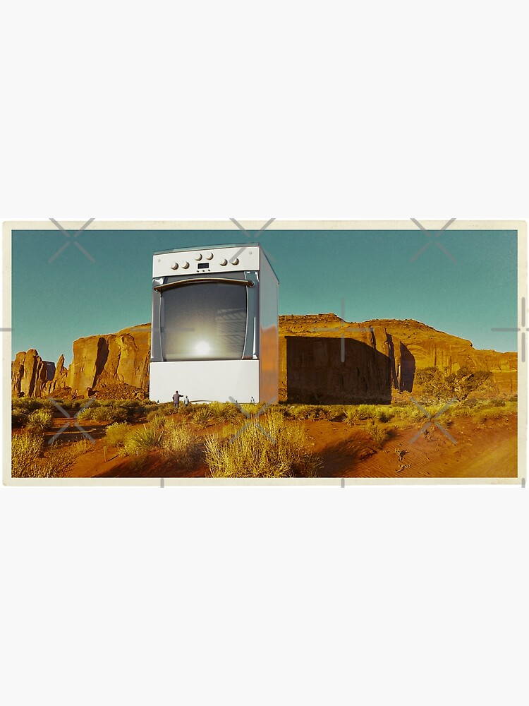 Greetings from Giant Household Appliance National Park #1 by jeremysaunders
