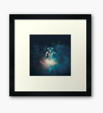Into The Oort Cloud Framed Print