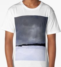 Winter landscape Long T-Shirt