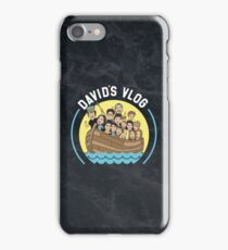 David Dobrik David's Vlog Boat iPhone Case/Skin