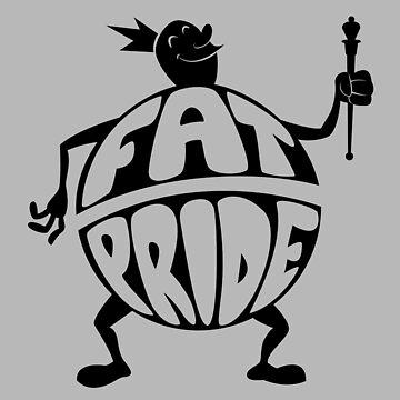 Fat Pride by JeffMorin
