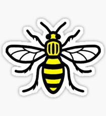 worker bee stickers redbubble